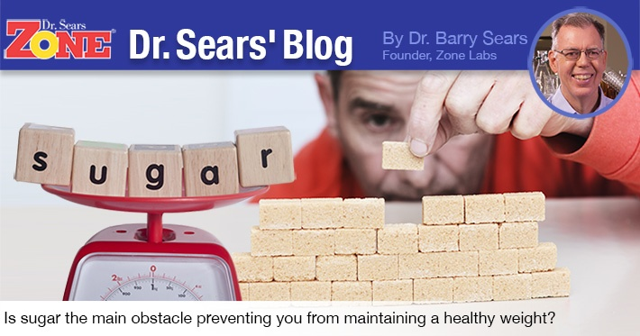 Is sugar the main obstacle preventing you from maintaining a healthy weight?
