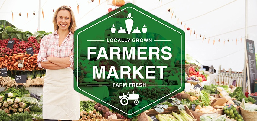 Zone Diet Farmers Market- Flavor of Summer